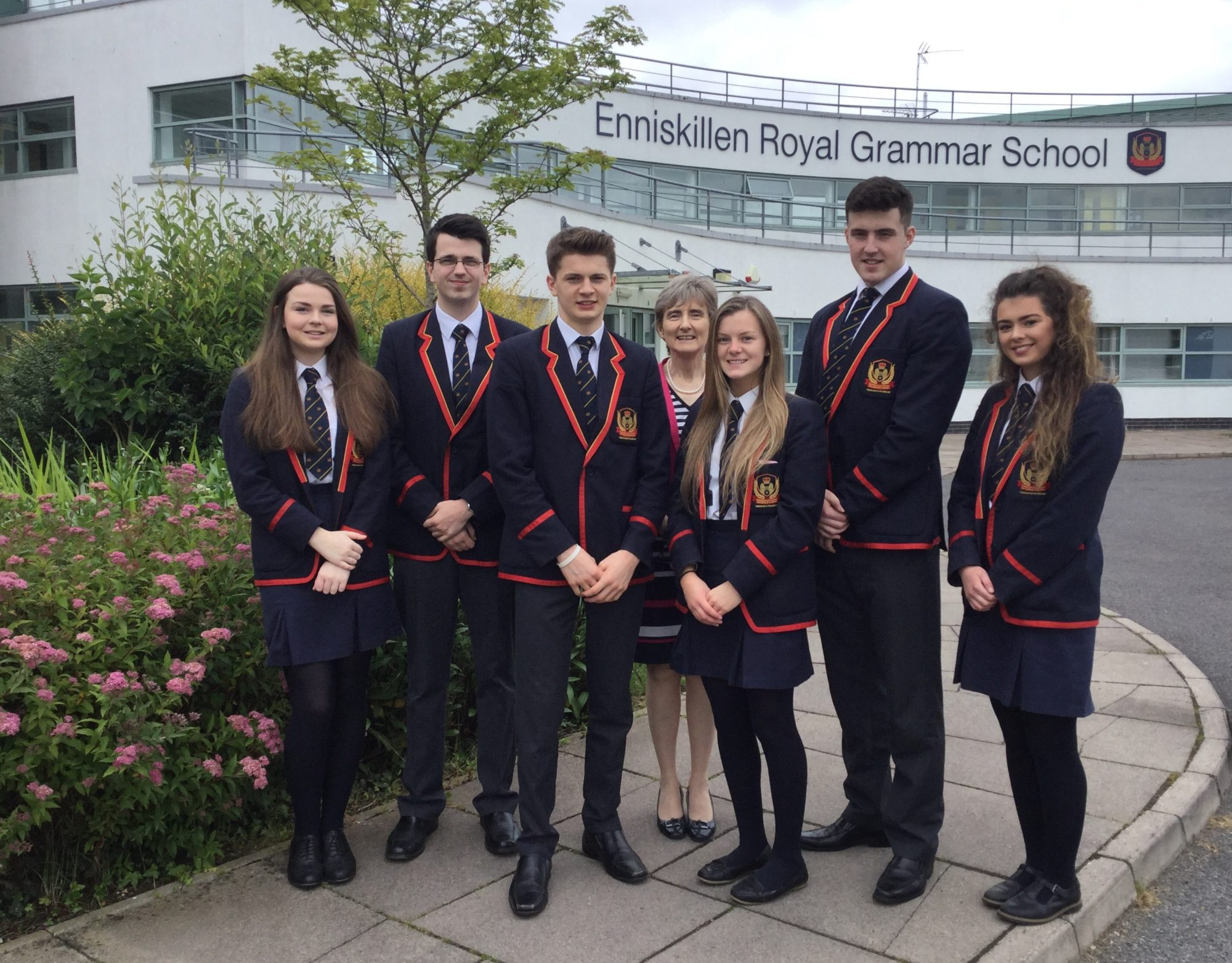 Meet our NEW Senior Pupil Leaders for 2017-18 ...