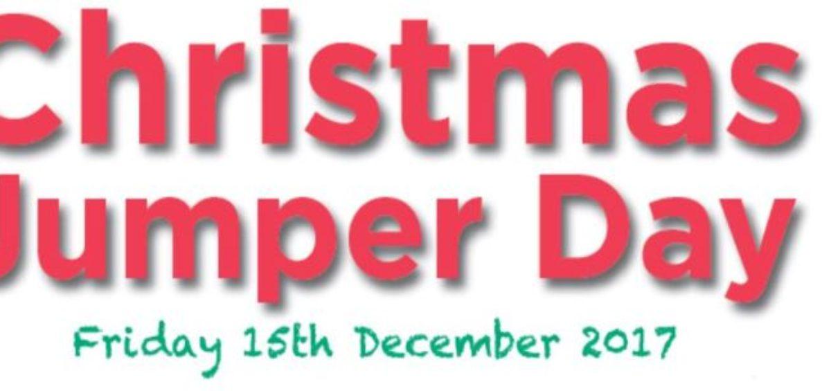 Friday 15th December 2017 is National Christmas Jumper Day - Enniskillen Royal Grammar School