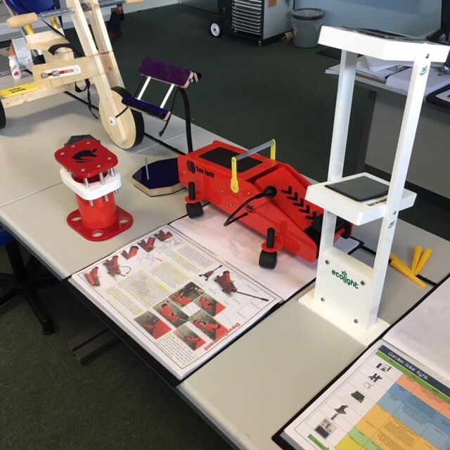 Science Design Project: Year 13 Technology & Design Projects 2018.