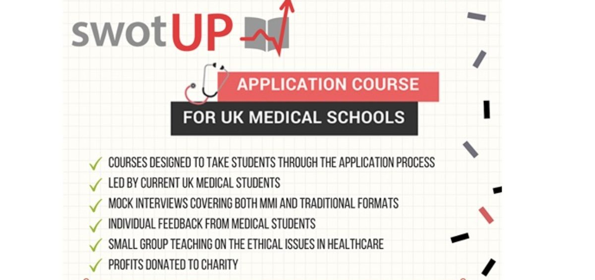 SwotUP Application course for UK Medical Schools