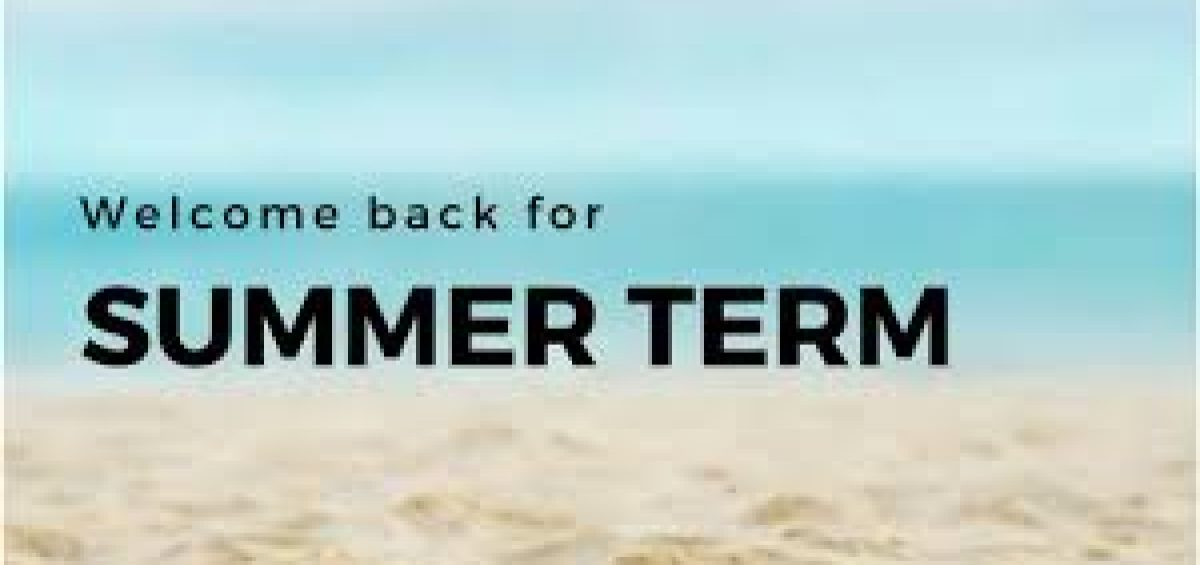 Welcome to the Summer Term - a message for pupils. - Enniskillen Royal  Grammar School